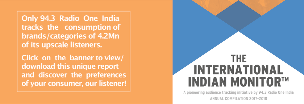 Radio One International Indian Monitor
